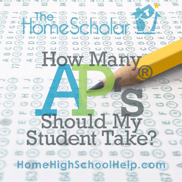 How Many APs Should My Student Take?